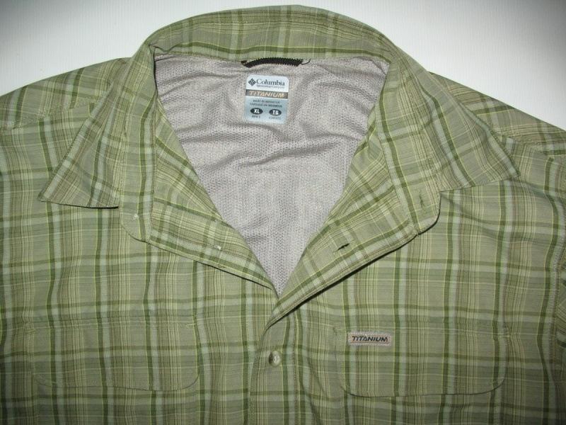 Рубашка COLUMBIA tianium shirt (размер XL) - 3