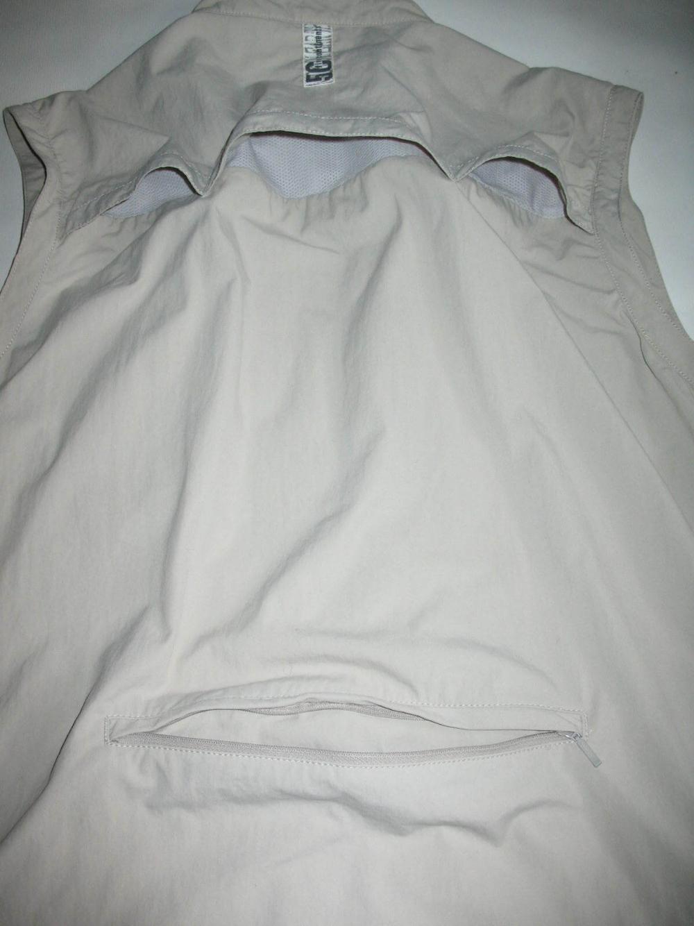 Жилет SALEWA quartz 5c dryton vest (размер 52-XL) - 8