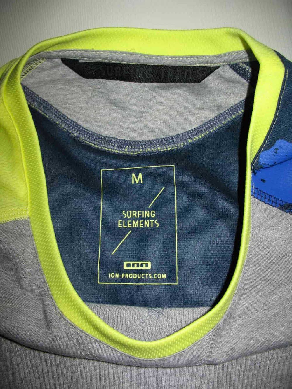 Велокомплект ION traze MTB 2/3jersey-shorts (размер 32-M) - 13
