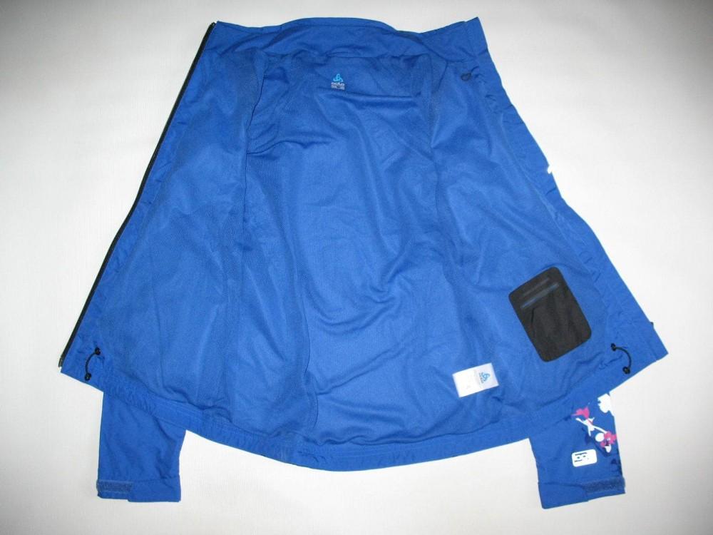 Куртка ODLO source jacket lady (размер XS/S) - 5