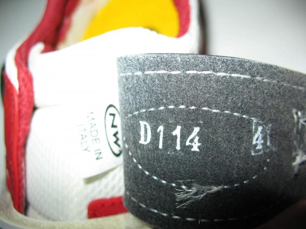 Велотуфли NORTHWAVE revenge road shoes (размер EU41(на стопу до 260 mm)) - 9