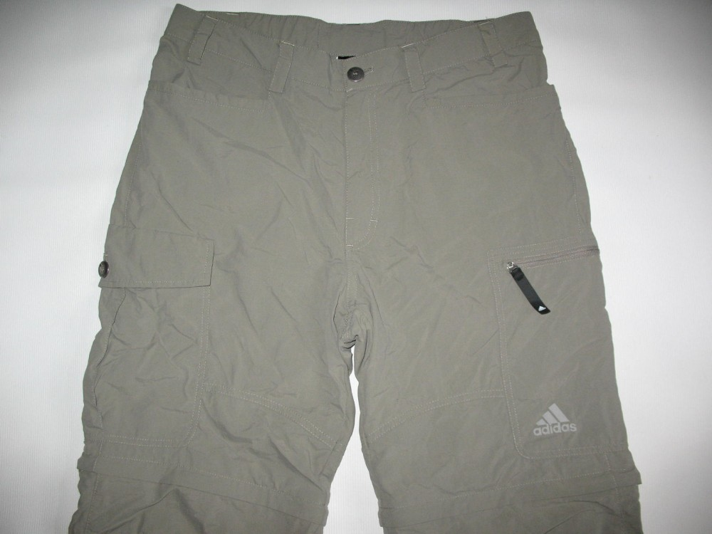 Штаны ADIDAS ht hike 2in1 outdoor pants (размер 50/L) - 8