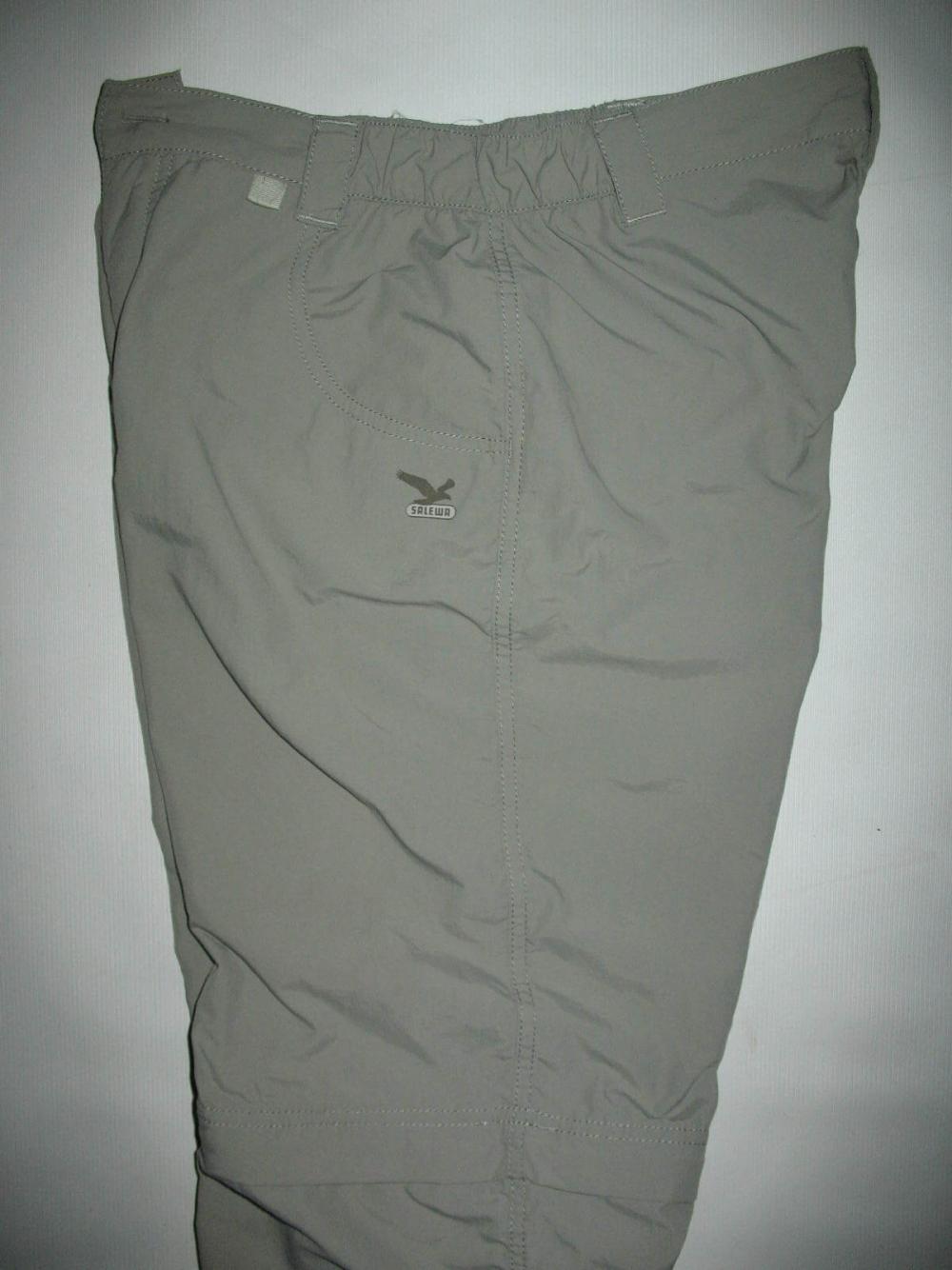 Штаны SALEWA newport dry 2in1 pants (размер 48/M) - 4