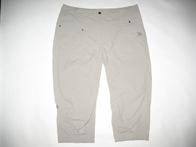 Штаны SALEWA nola dry 3/4 pants lady (размер XXL/XL) - 1