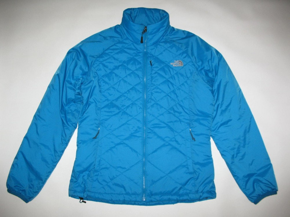 Куртка THE NORTH FACE red blaze jacket lady (размер М) - 1