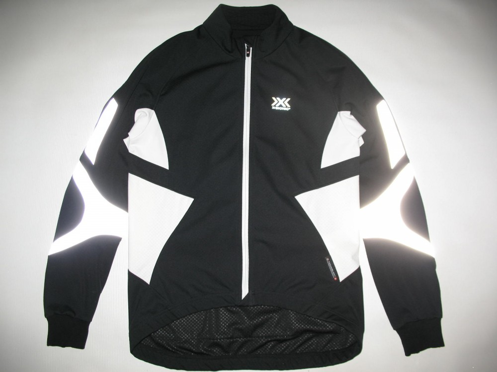 Велокуртка X-BIONIC spherewind light winter biking jacket (размер L) - 3