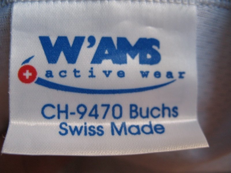 Футболка W'AMS telecomFL   (размер LM) - 3