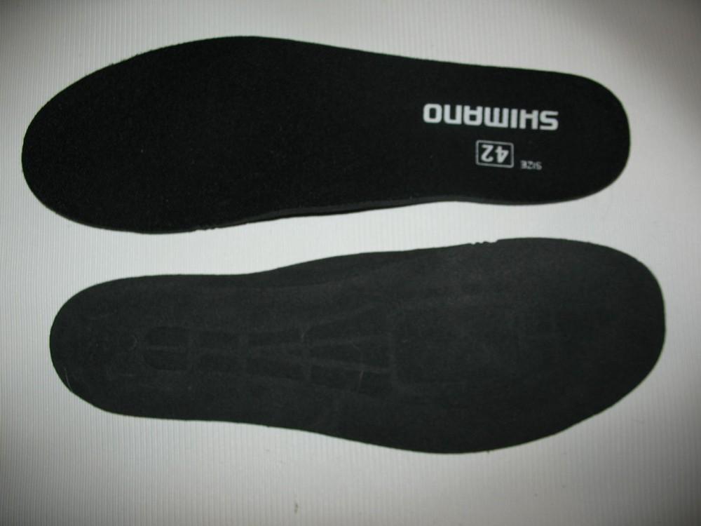 Велотуфли SHIMANO sh-mt33 mtb shoes (размер EU42(на стопу до 265 mm)) - 10