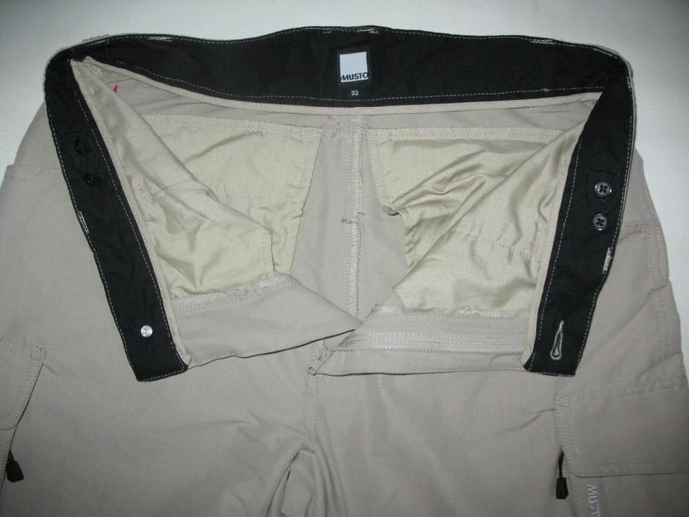 Шорты MUSTO evolution performance yachting shorts (размер 32/M) - 10