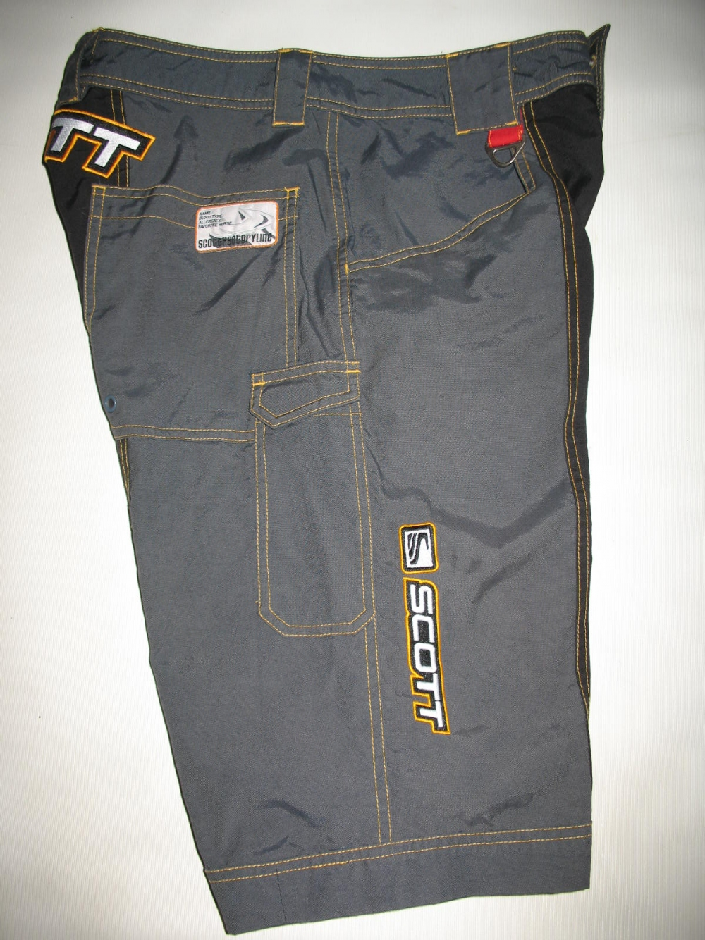 Шорты SCOTT factory line shorts (размер S/M) - 2