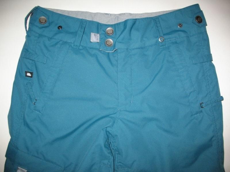 Штаны 686 snowboard pants lady (размер S) - 2
