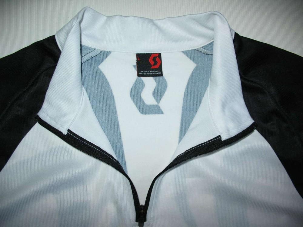 Веломайка SCOTT cycling jersey (размер L) - 2