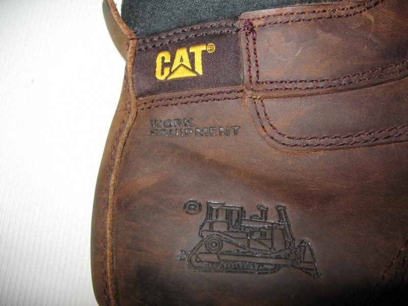 Ботинки CAT techni flex boots (размер UK6/US5/EU38(на стопу до 240mm)) - 6