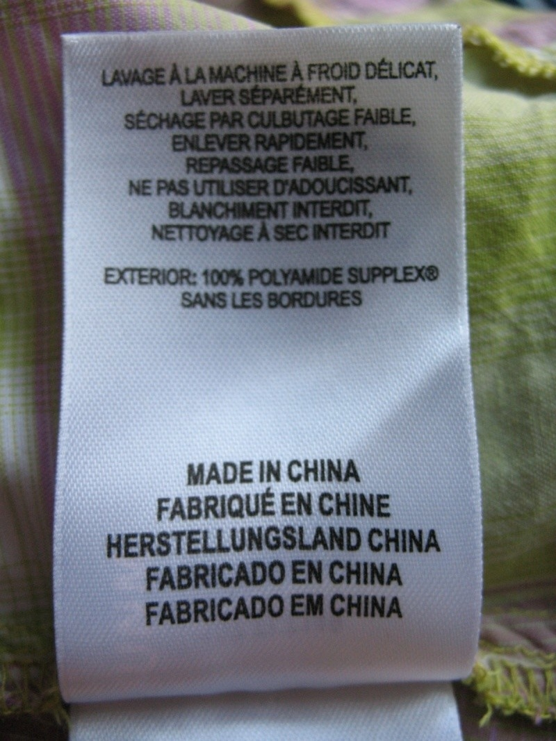 Рубашка COLUMBIA titanium shirt lady (размер XS/S) - 9