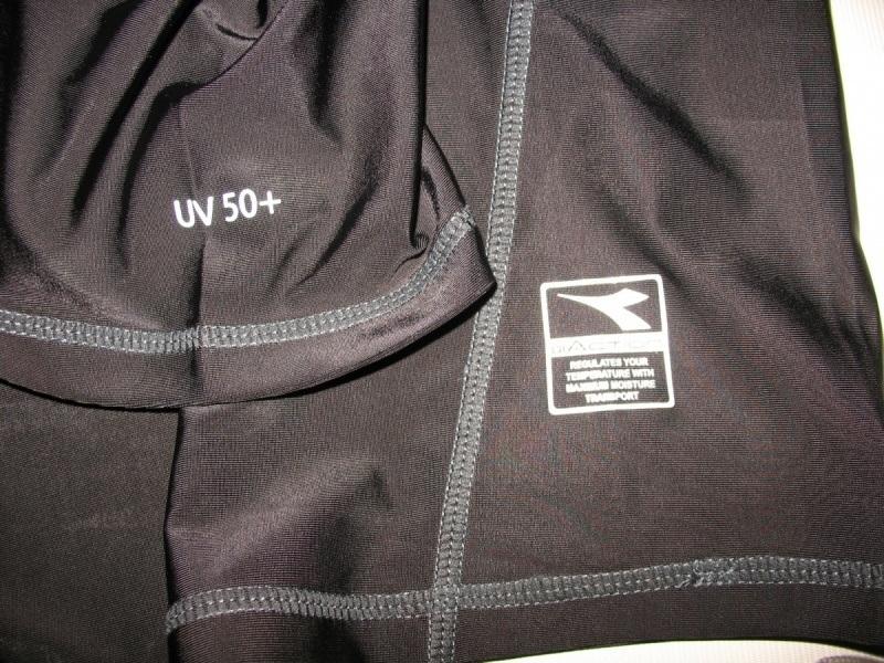 Футболка DIADORA dia-dry compression jersey (размер S) - 3