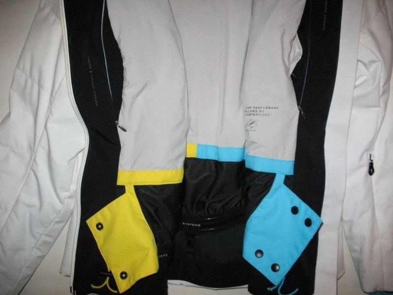 Куртка  KJUS Savvy Down jacket lady  (размер L/M) - 10