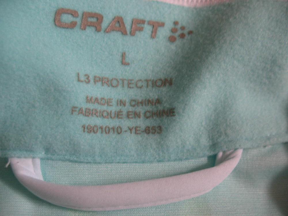 Куртка CRAFT elite run jacket lady (размер L/M) - 12