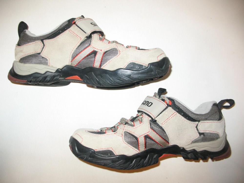 Велотуфли SHIMANO sh-wm 40 mtb shoes lady (размер US6.5/EU38(на стопу 238 mm)) - 2