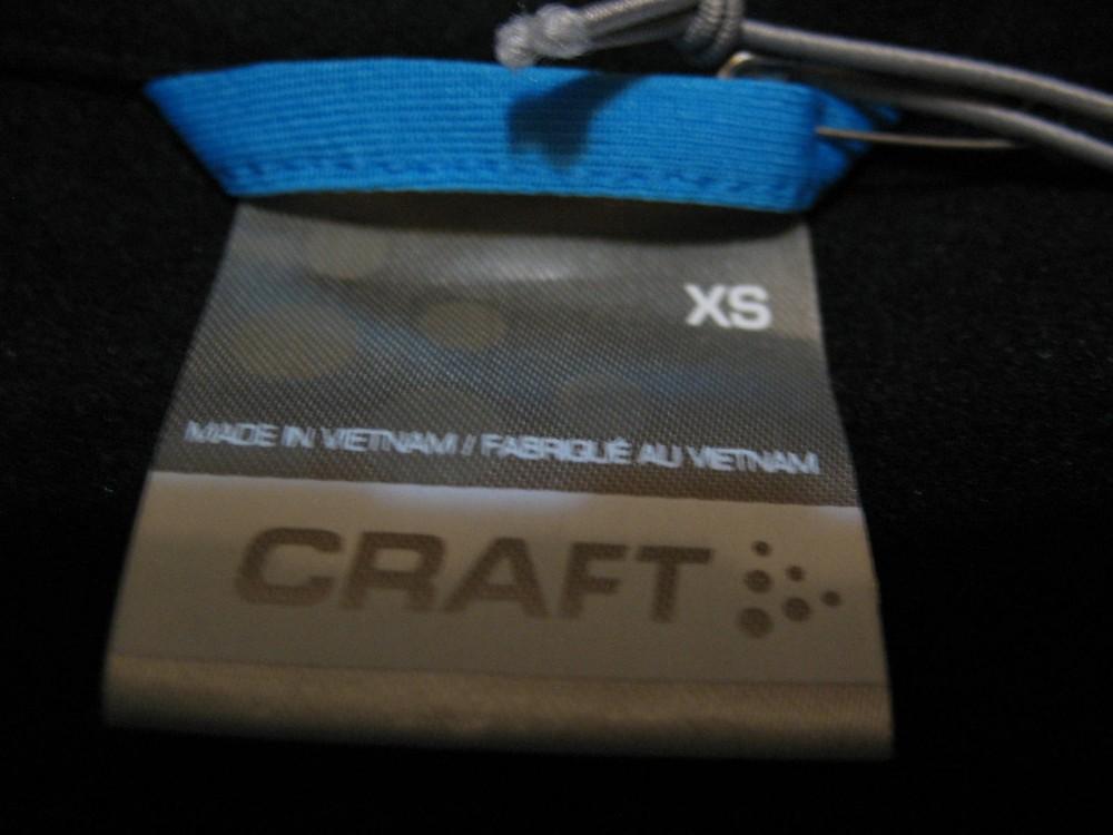 Жилет CRAFT pxc high function softshell vest (размер XS/S) - 8