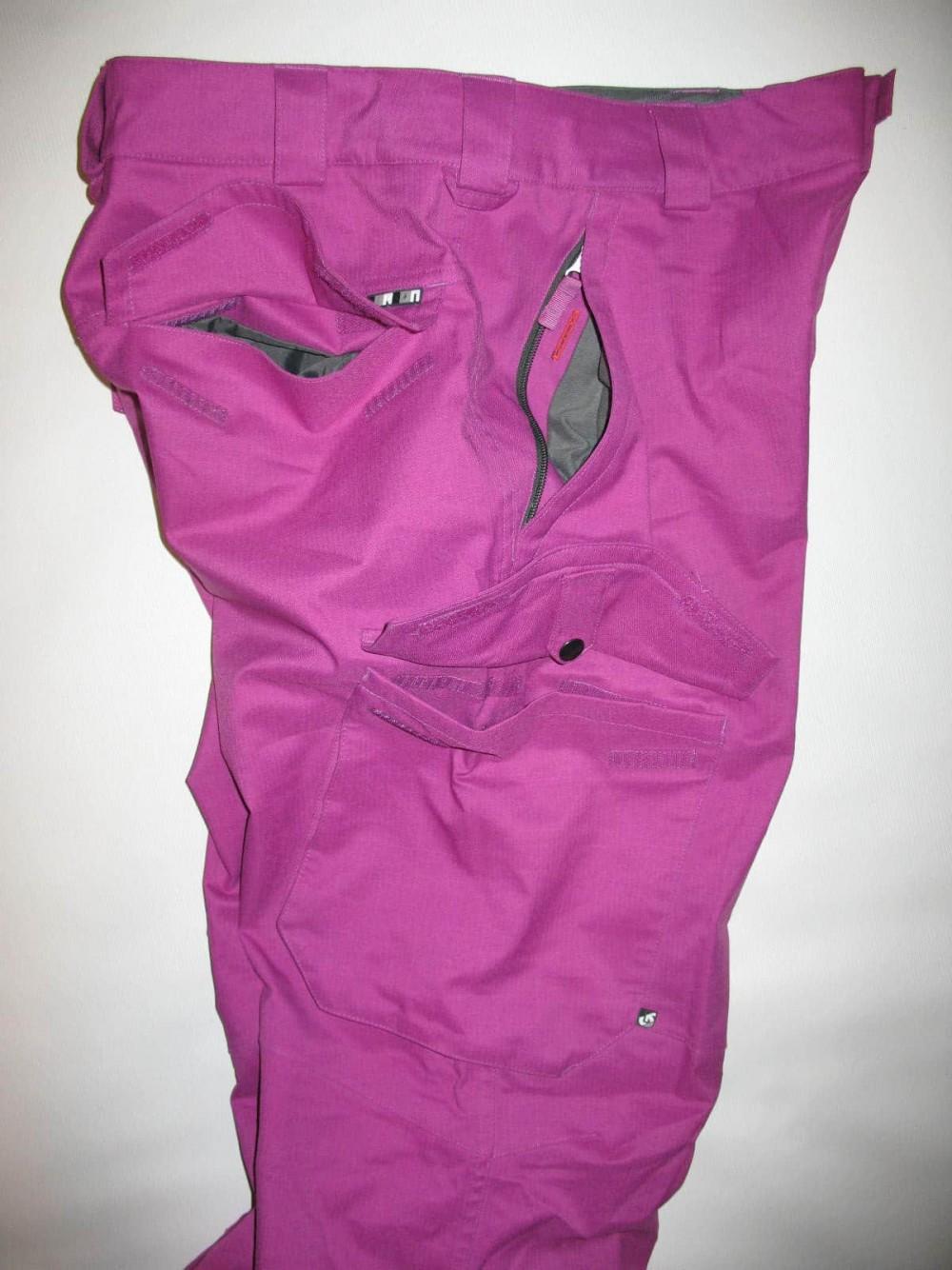 Штаны BURTON cargo snowboard pant (размер M) - 5