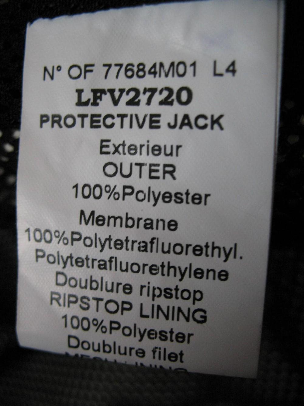 Куртка LAFUMA gtx jacket (размер M/L) - 10