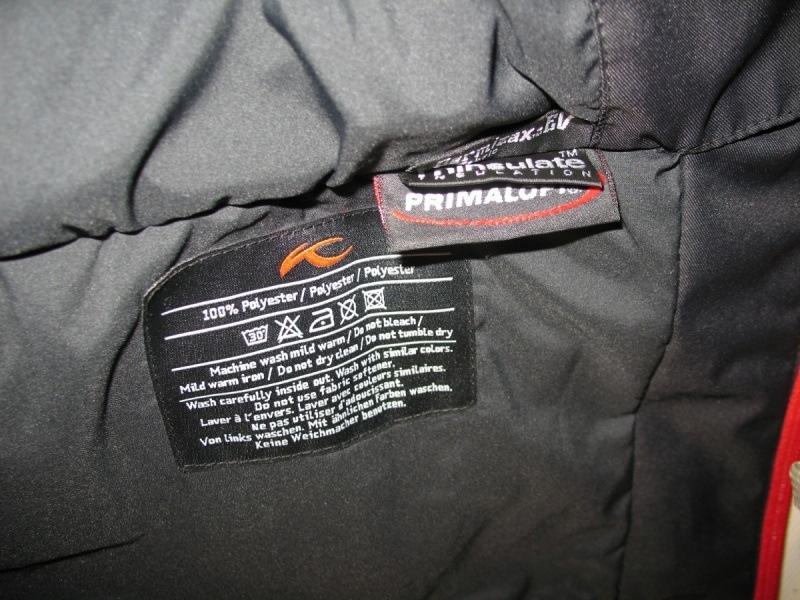 Куртка KJUS 20/20 ski jacket  (размер 54/XL, на рост до 178см) - 10