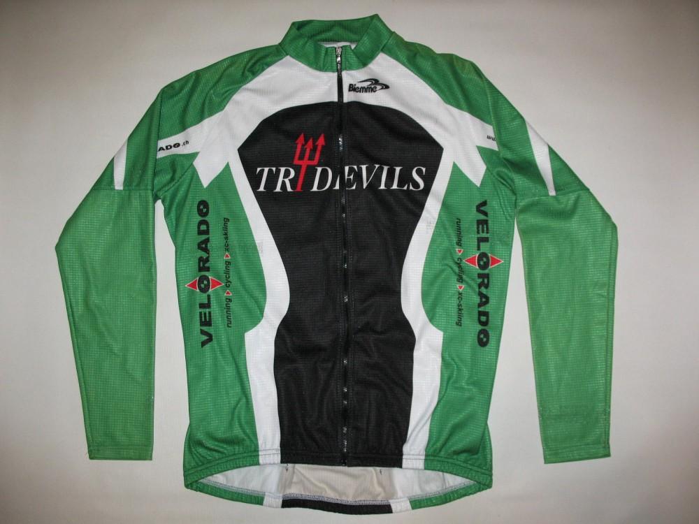 Велокуртка  BIEMME tridevils (размер 6-XXL) - 9