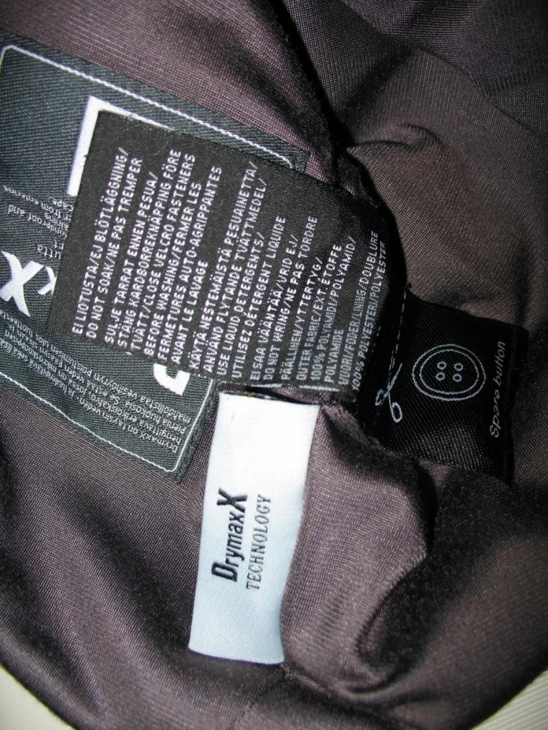 Штаны HALTI  DrymaxX pants lady (размер 38/M) - 12