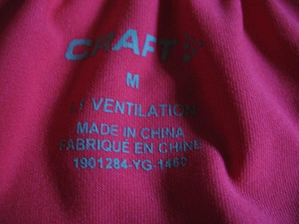Веломайка CRAFT active bike jersey 1 lady (размер M) - 5
