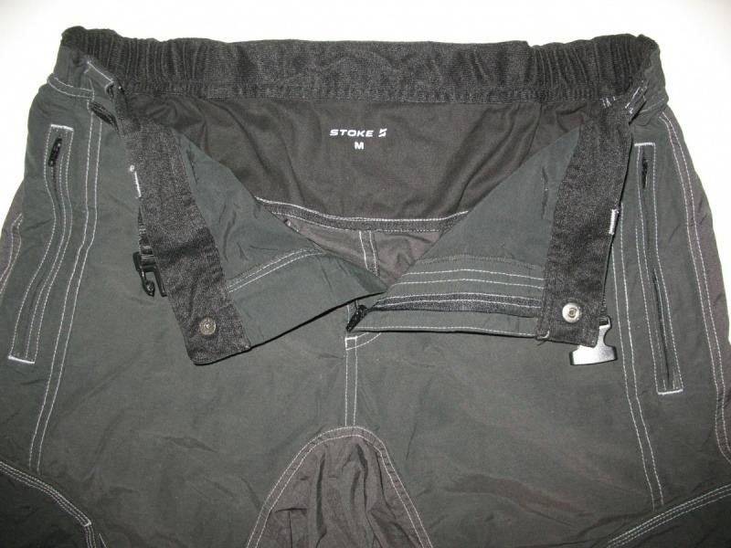 Шорты STOKE bike shorts  (размер M) - 4