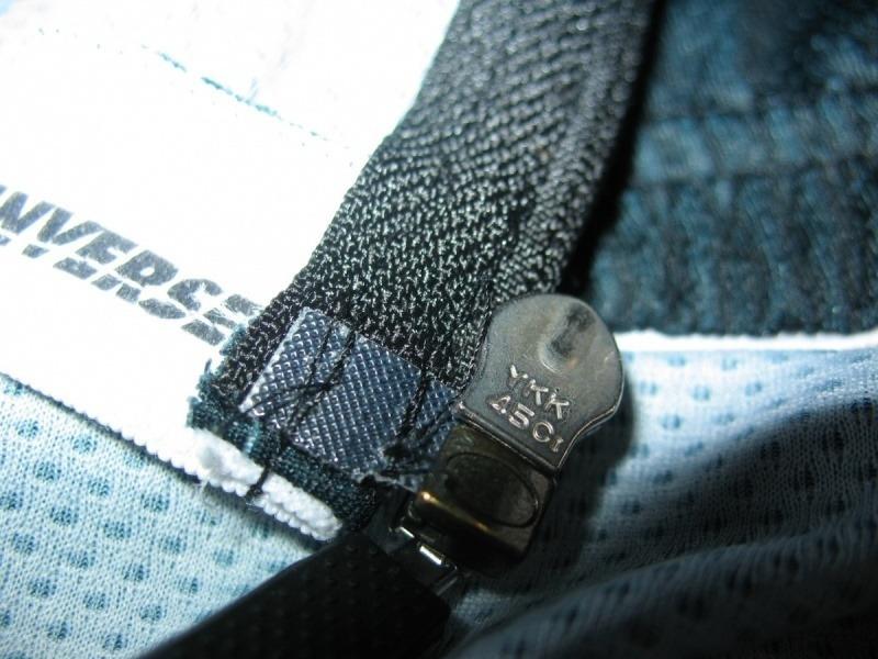 Футболка INVERSE bike jersey  (размер 4-L) - 6