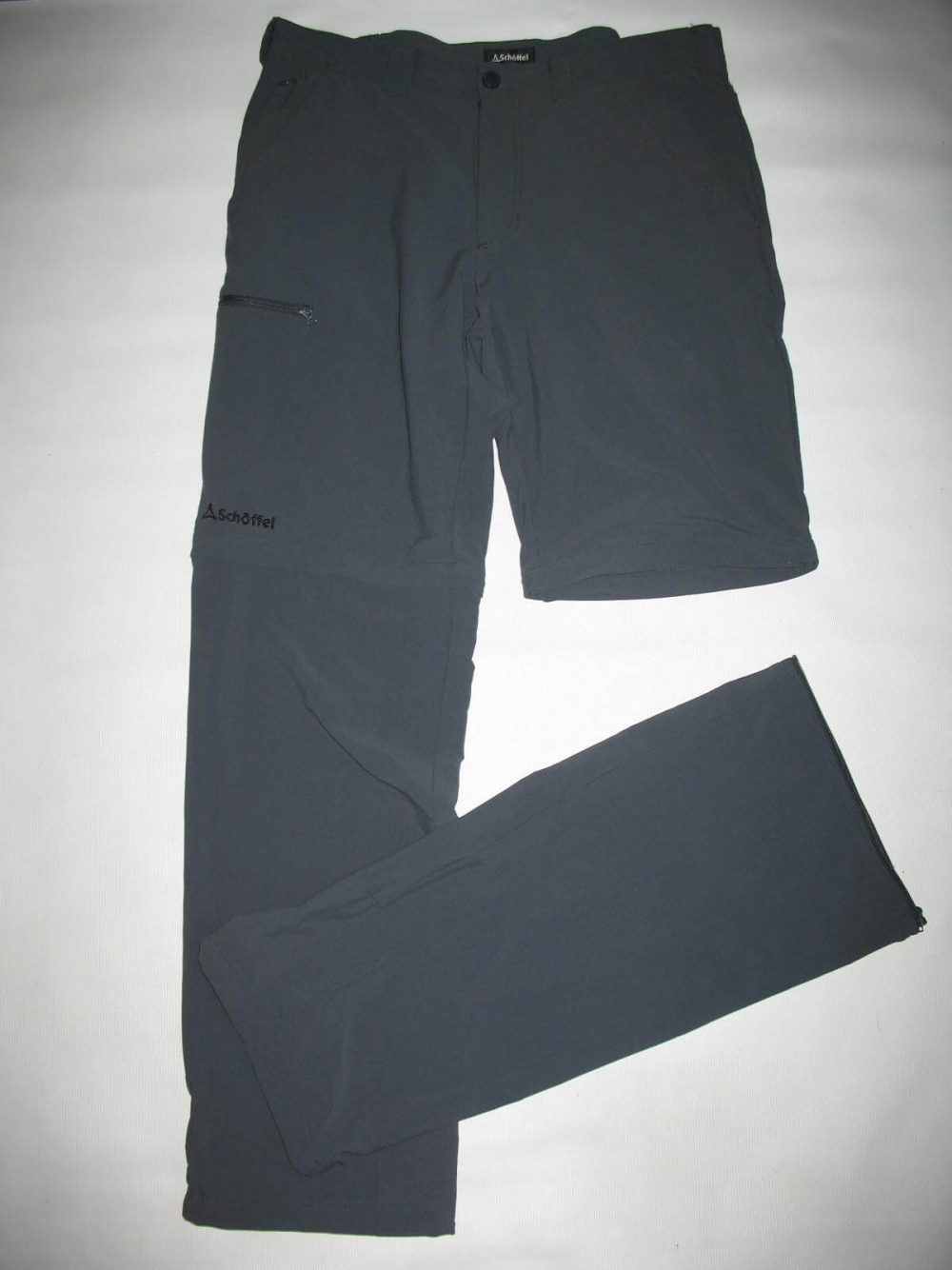 Штаны SCHOFFEL outdoor 2in1 pants (размер 50-L) - 10