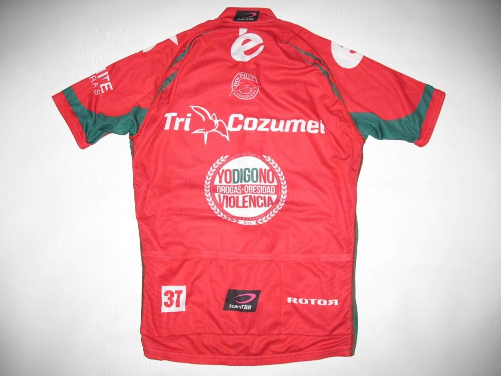 Веломайка TBB cervelo cycling jersey (размер M/S) - 1