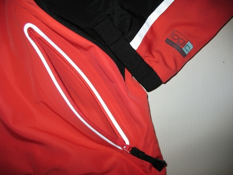 Кофта ODLO Logic windproof jacket lady (размер S) - 9
