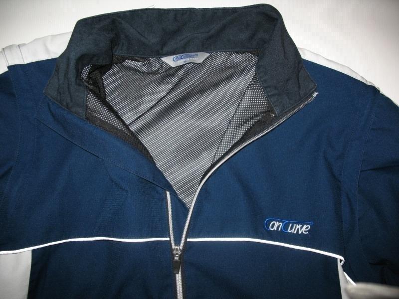 Куртка CONCURVE windstopper unisex (размер 38жен. -M, муж. -S) - 2