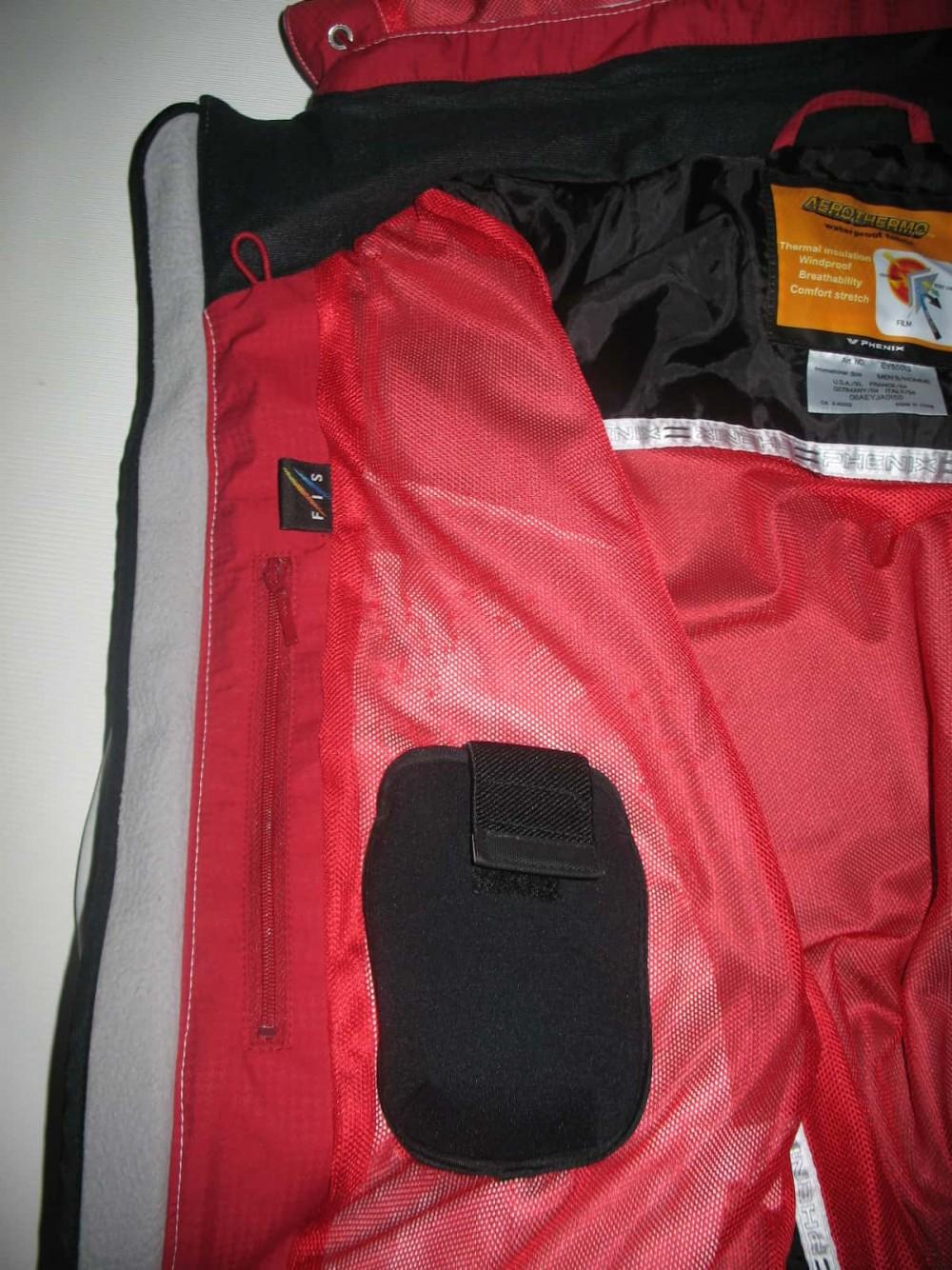 Куртка PHENIX f.i.s. softshell jacket (размер XL) - 6