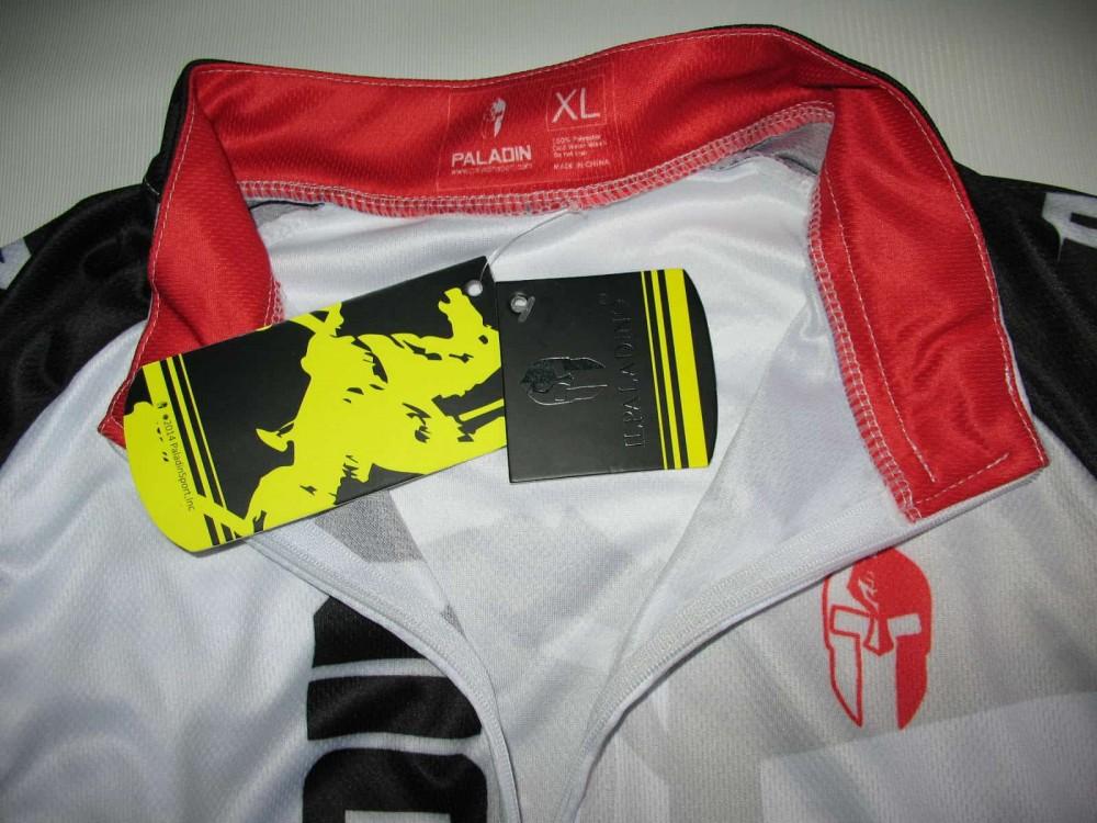 Веломайка PALADIN cycling jersey (размер XL) - 5