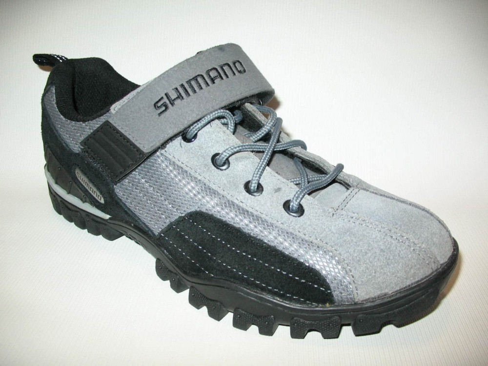 Велотуфли SHIMANO sh-mt40 mtb shoes (размер US9/EU43(на стопу до 272 mm)) - 2