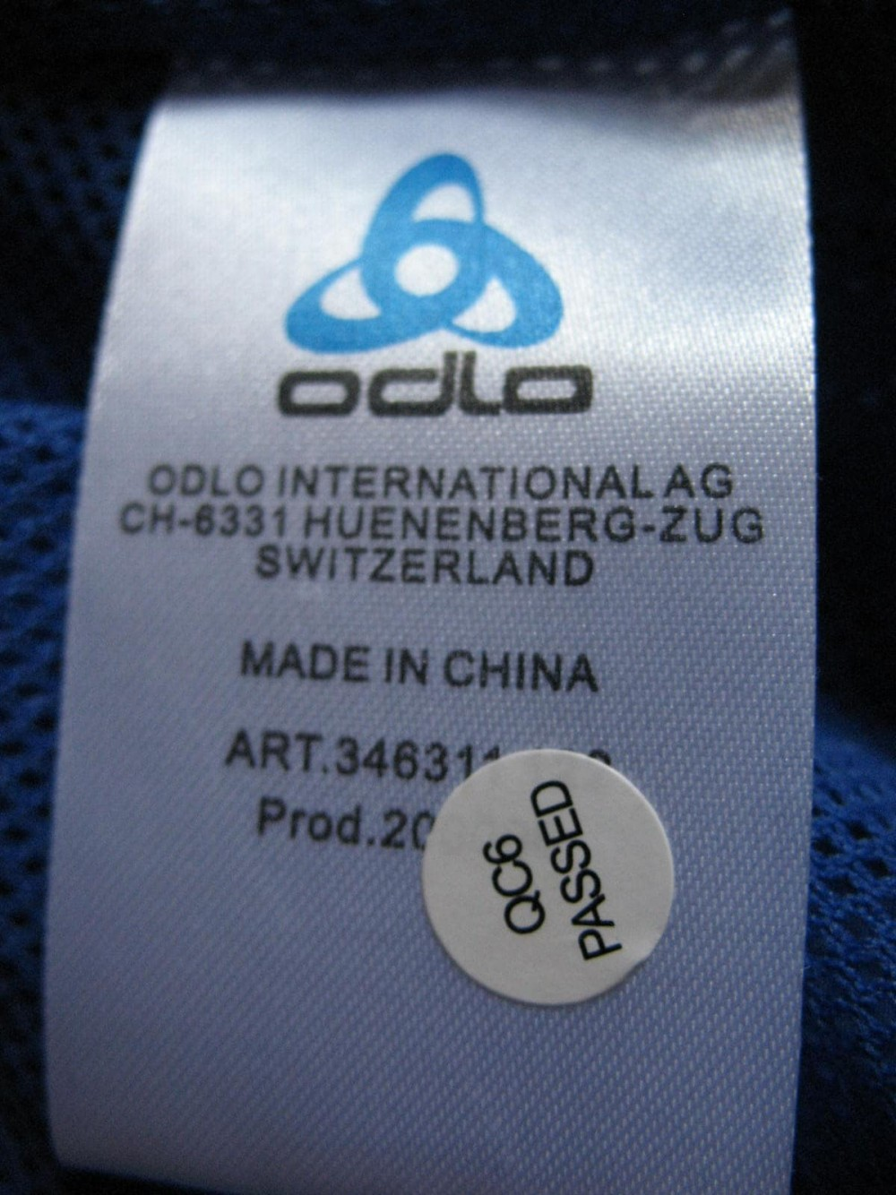 Куртка ODLO source jacket lady (размер XS/S) - 10