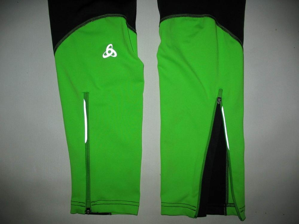 Штаны ODLO fury warm tights (размер M) - 4