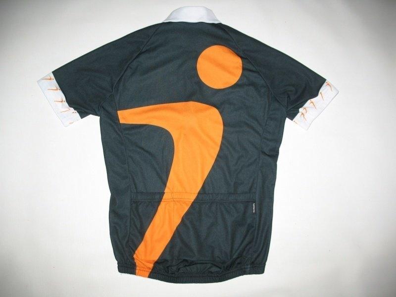 Футболка INVERSE bike jersey  (размер 4-L) - 1