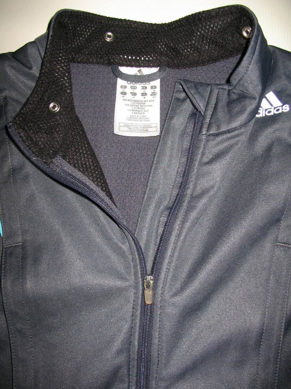 Куртка ADIDAS climaproof windstopper jacket lady (размер М) - 2