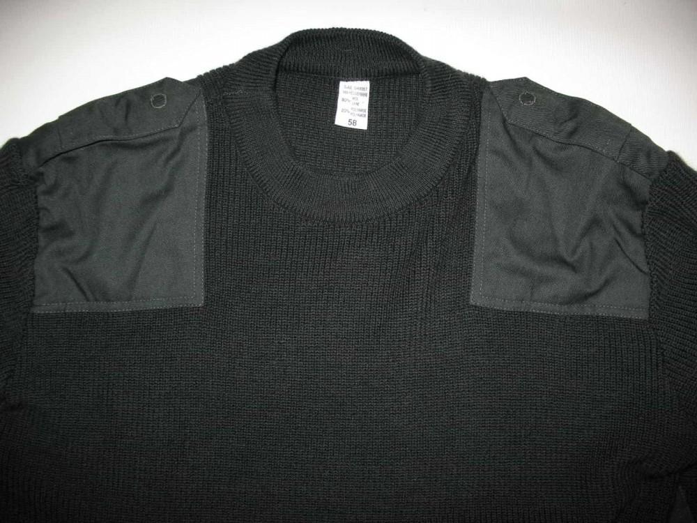 Свитер VAN HEUVERBEKE army sweater (размер 58-XL/XXL) - 2
