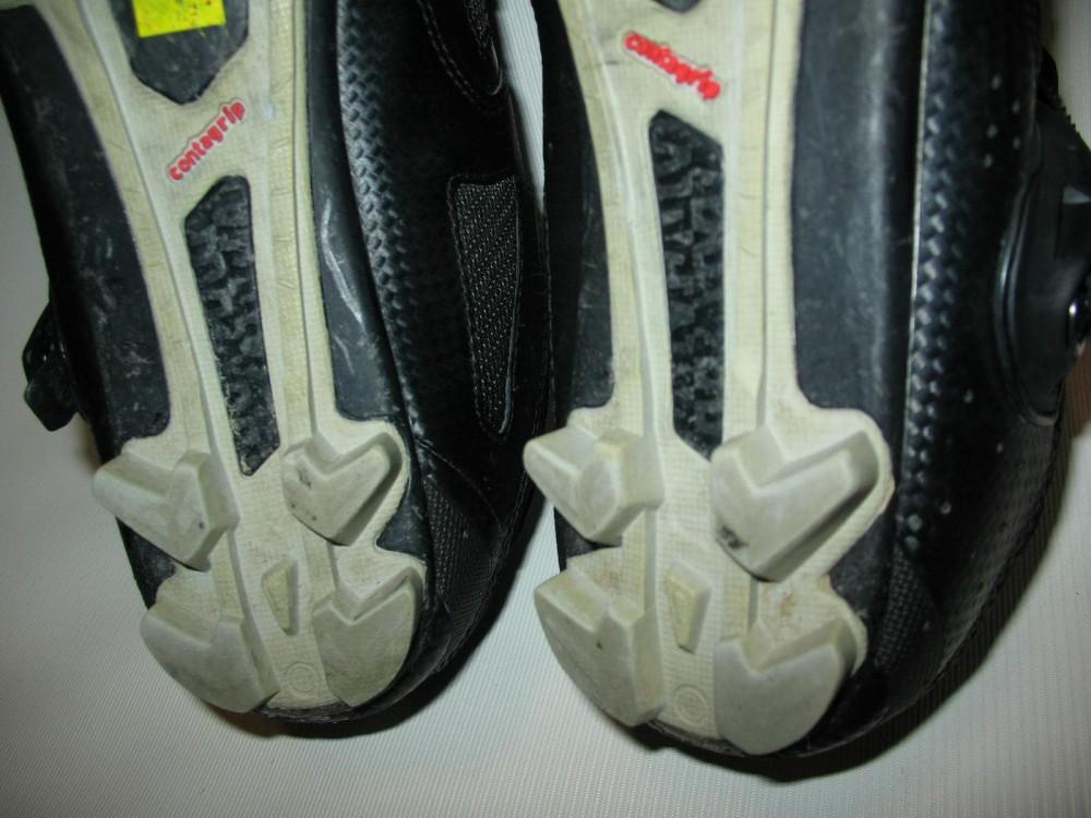 Велотуфли MAVIC rush mtb shoes (размер US9/UK9,5/EU43,5(на стопу до 275 mm)) - 8