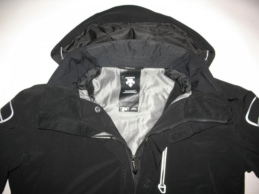 Куртка DESCENTE swiss olympic ski jacket (размер 54/XL) - 5