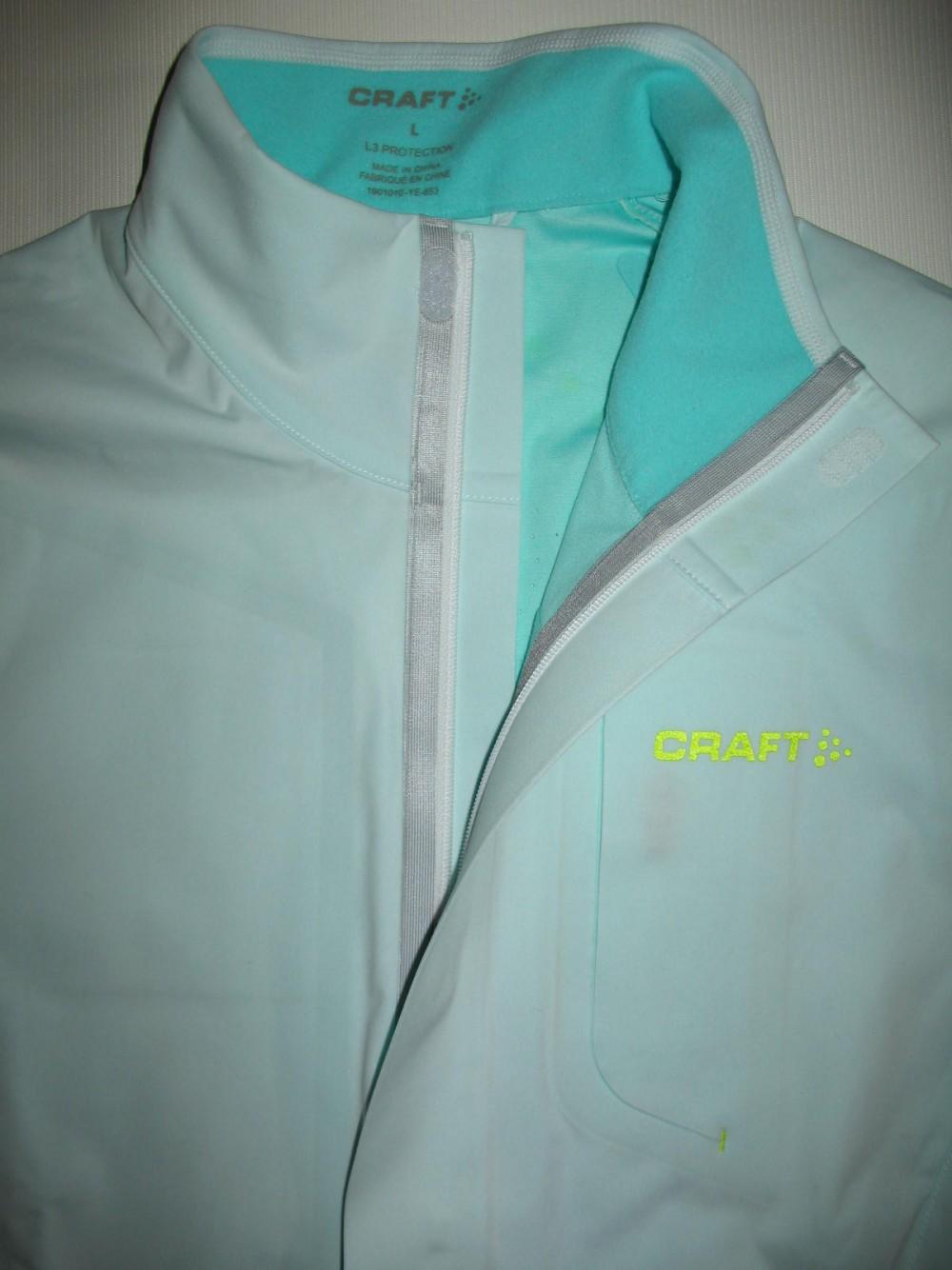 Куртка CRAFT elite run jacket lady (размер L/M) - 6