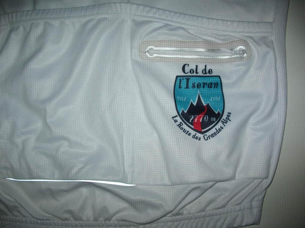 Веломайка ROSSIGNOL cycling jersey (размер XXL) - 4