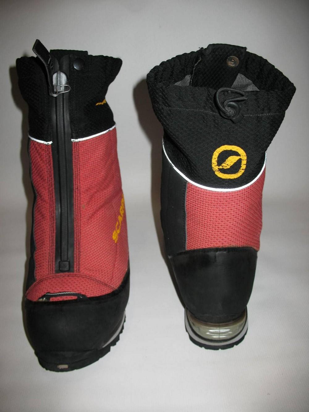 Ботинки SCARPA phantom 6000 boots (размер EU45(на стопу +-280mm)) - 5