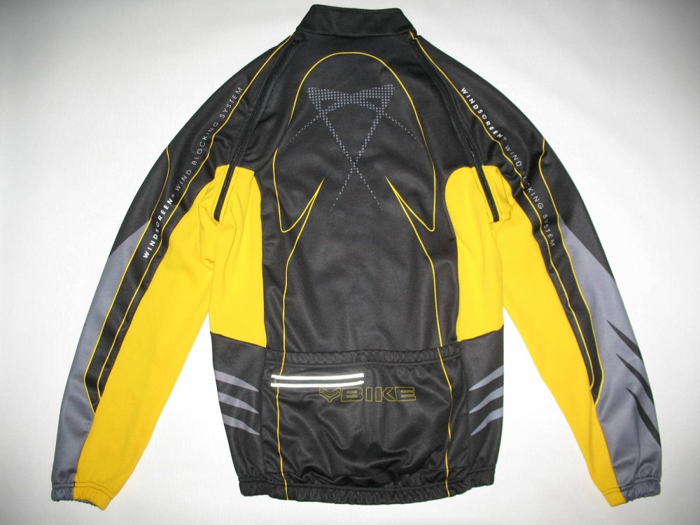 Велокуртка MYbike windscreen 2in1 cycling jacket (размер L) - 1