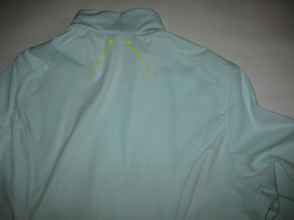 Куртка CRAFT elite run jacket lady (размер L/M) - 8